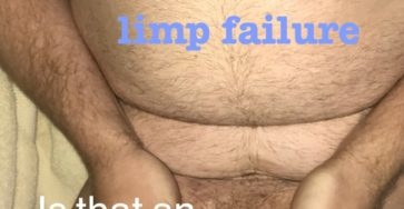 Fully limp