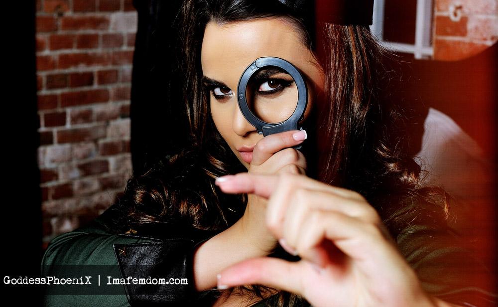 Mistress loves to destroy cocklettes on webcam