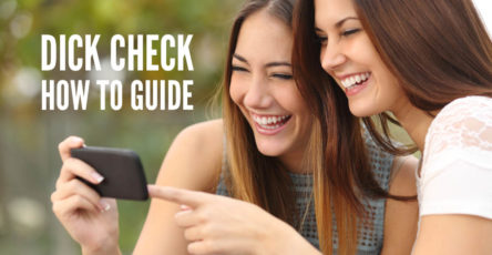 Dick Check Guide