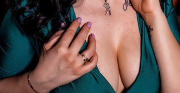 Mistress knows about big tit fetish