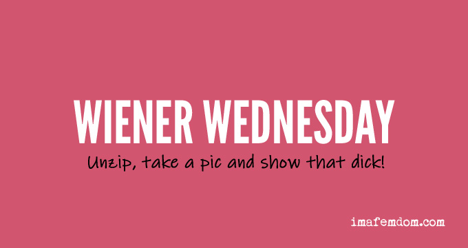 Wiener Wednesday is the First of Many #WW