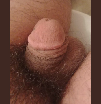 Is my dick a small one?