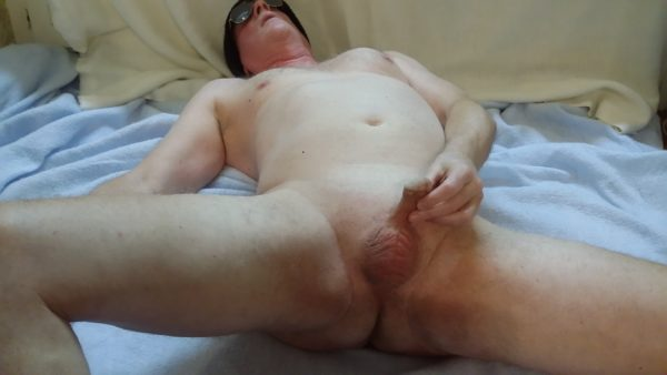 Baby Dick Bitch Boy Fully Exposed