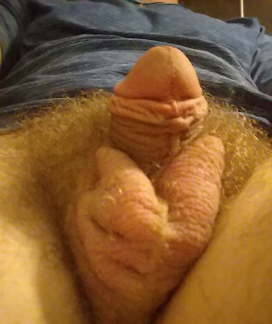 Girlfriend shrinking my dick