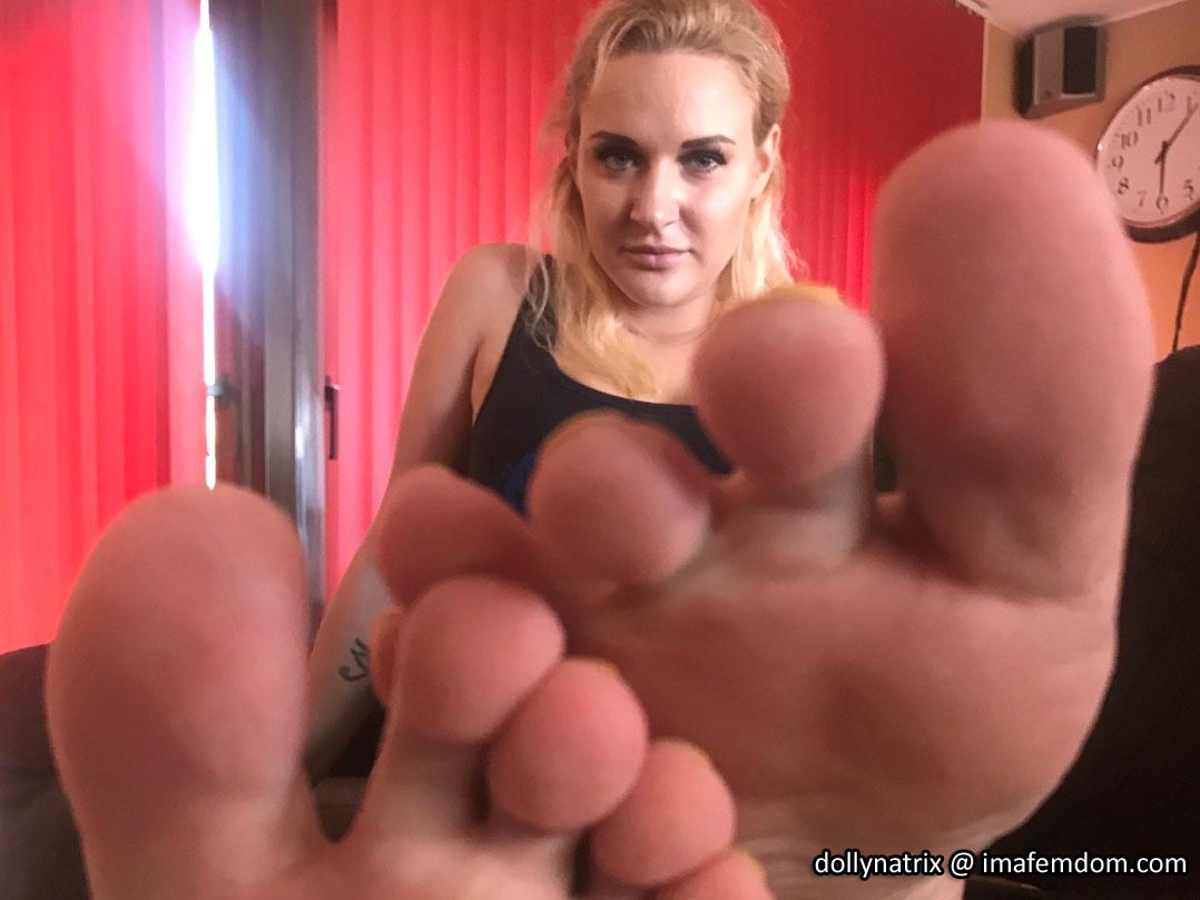 Big Toe Challenge: Compare Your Dick to Toes