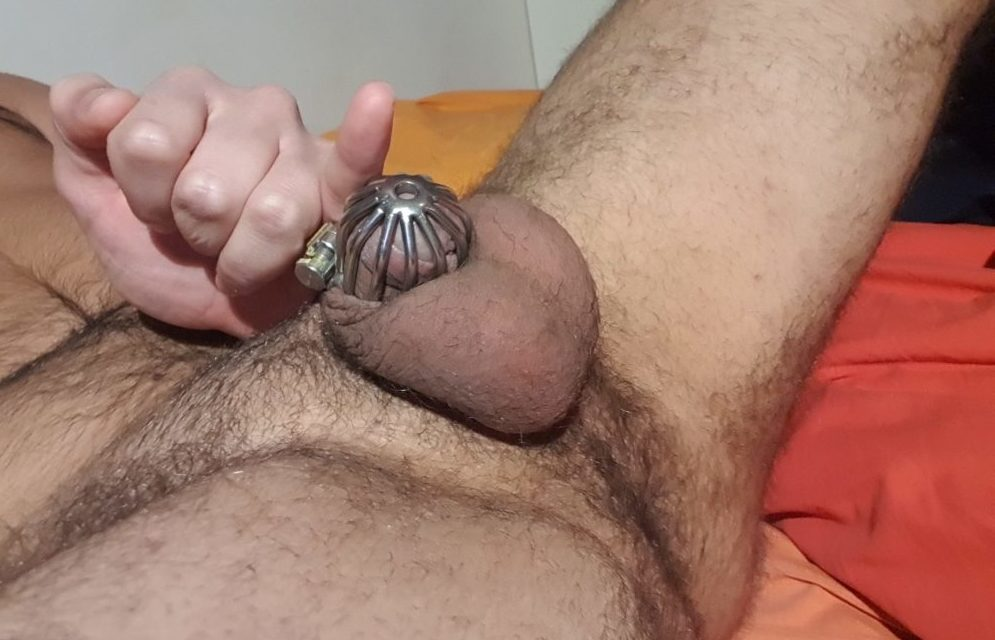 This is the proper place for my microdick