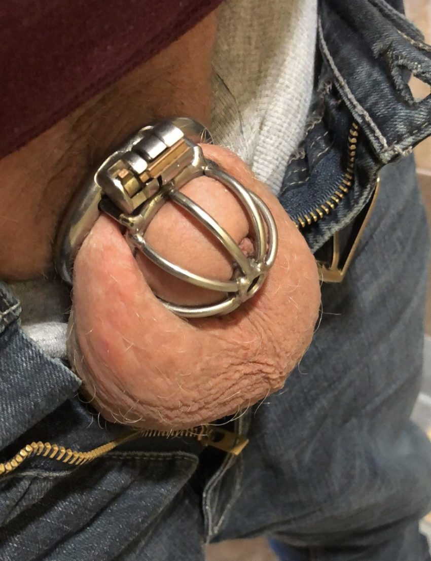 Chastity Day 6 of 7