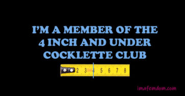 Cocklette Club Sign