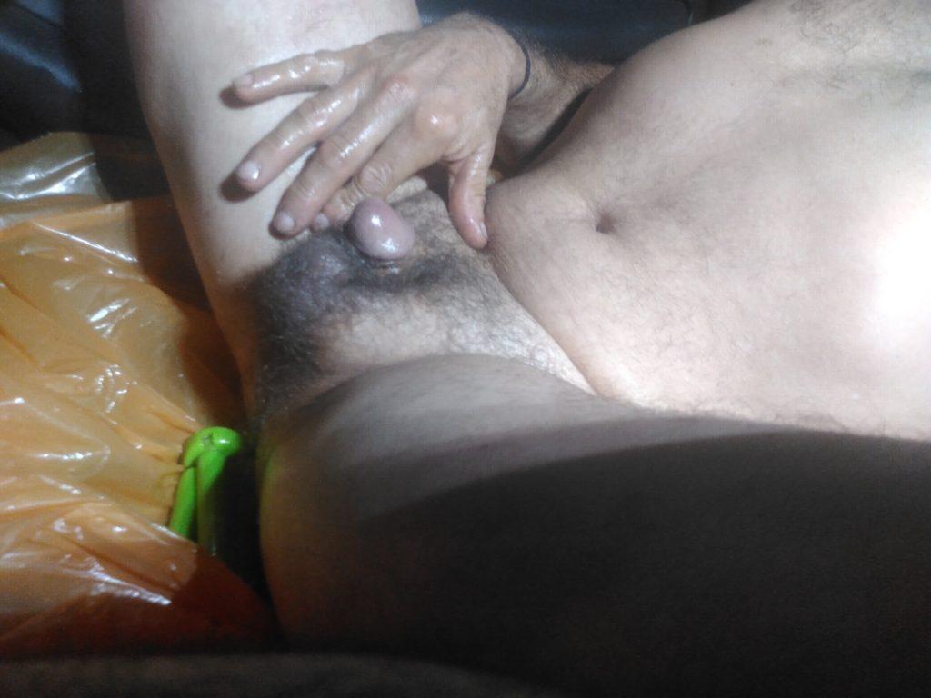 My tiny penis.