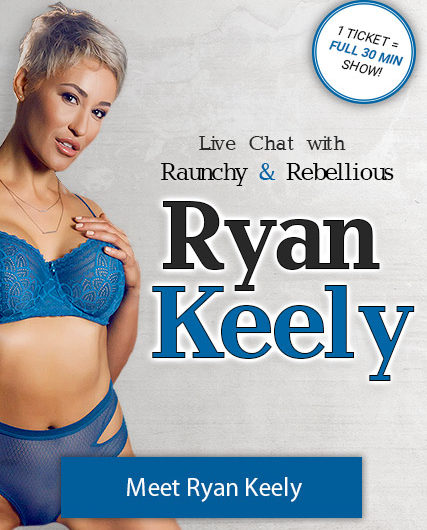 Ryan Keely Webcam Chat at 11pm ET