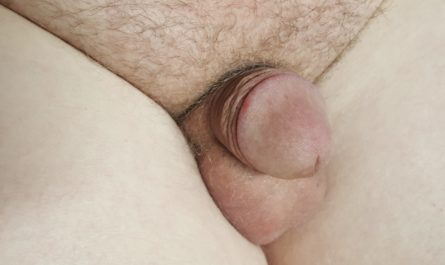 Small cock or just two balls