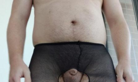 Clit dicks belong in panties and pantyhose!