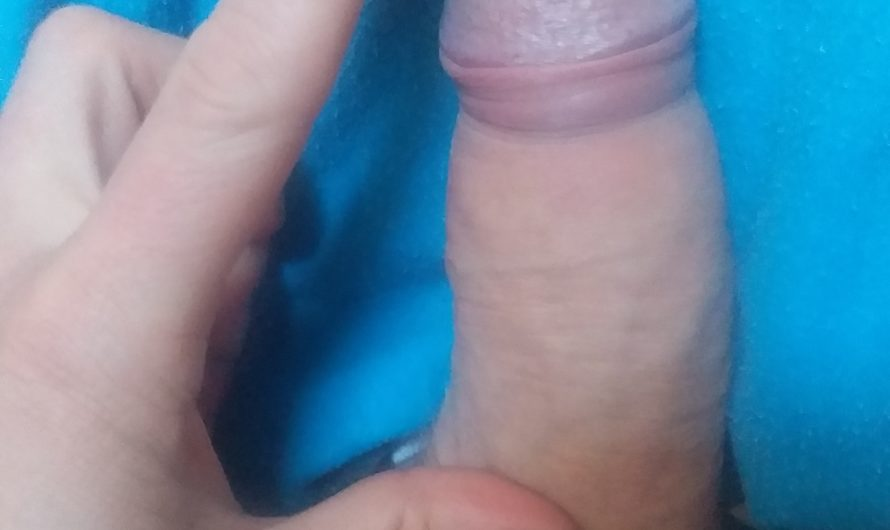 Sorry for having a little clit dick