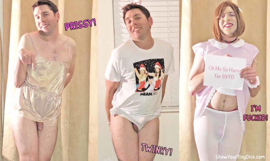 Sissy Marcy Tempe: Prissy Twink to Sissy Bitch