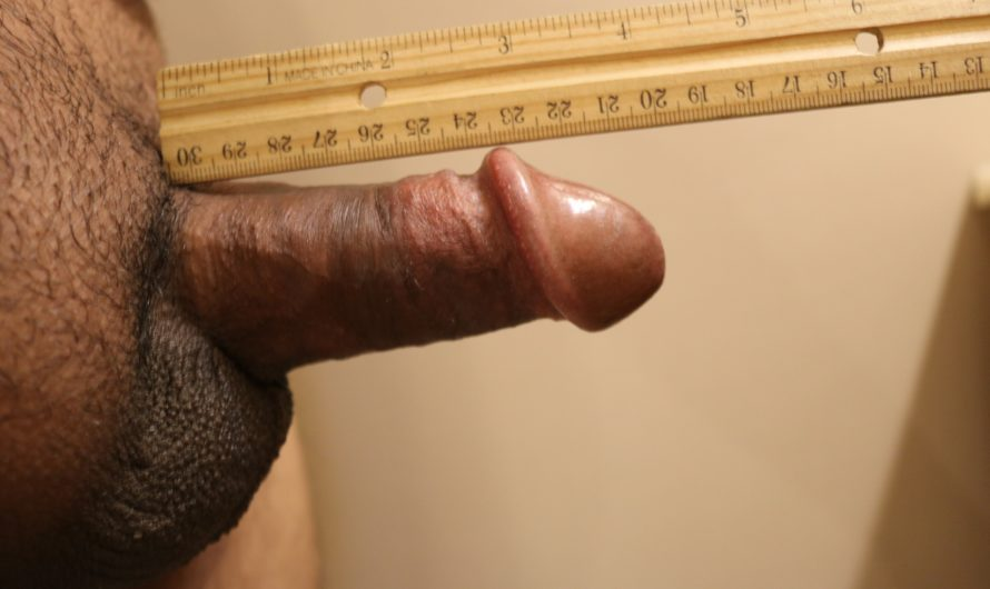 Does my erect Mexican dick measure up?