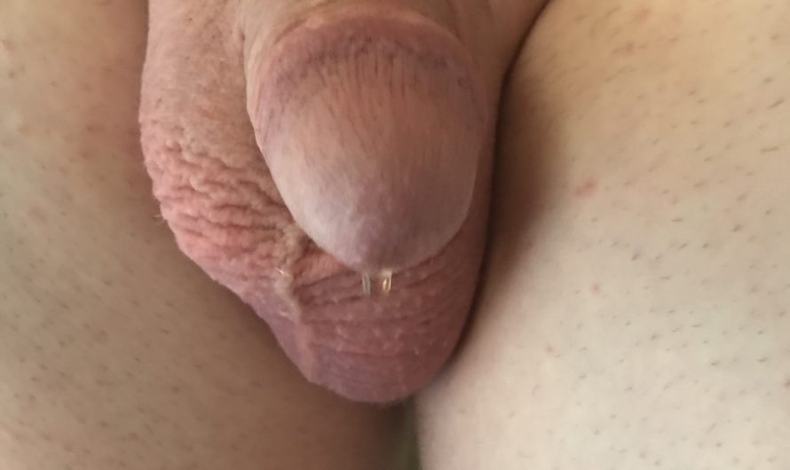 Sissy Melissa's first clitty pic