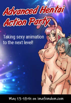 This Hentai Party is heating things up online