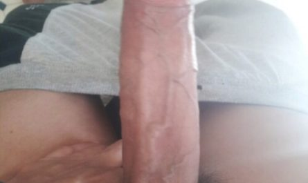 9.5 inches of big dick