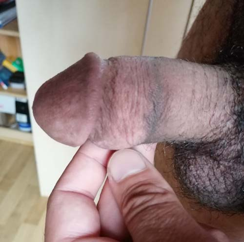 This little loser cock will be a virgin forever