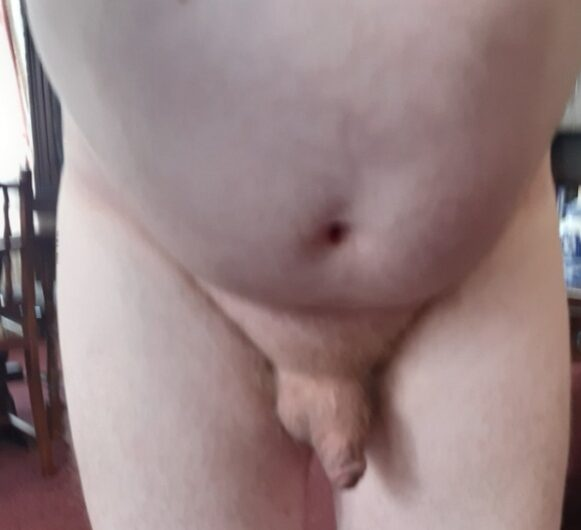 Fat Loser with a small dick