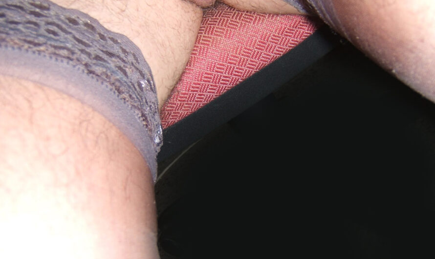 Spanish sissy with a little cock for humiliation