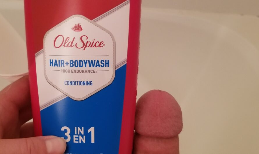 Old Spice Body Wash vs 4 Inch Boner