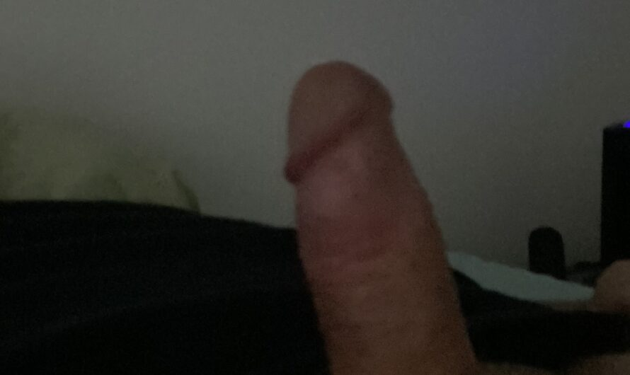 This is my dick trying its best