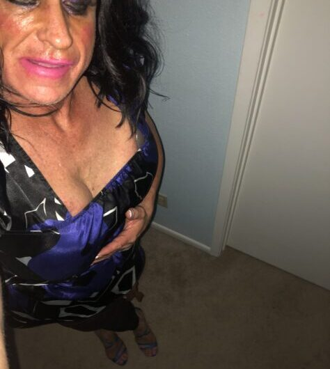 I'm a sissy transgender girl with a tiny little penis