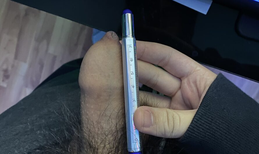 Asian dick that's even smaller than a pen!
