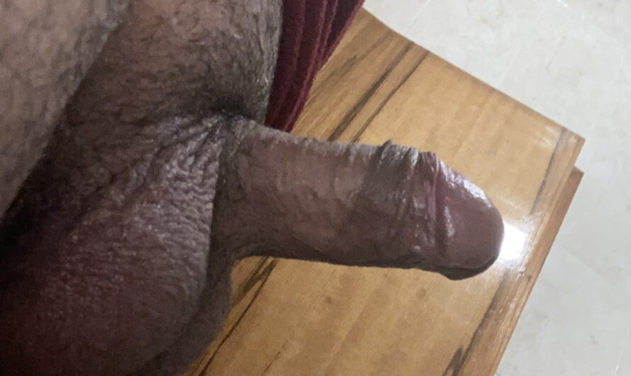 Small uncut hard cock wants to get humiliated