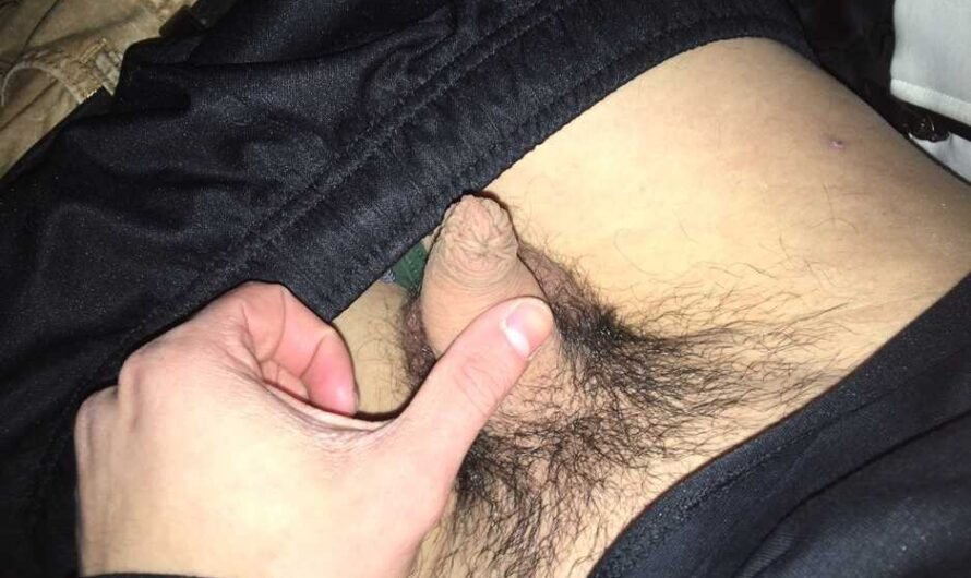 His small penis isn't long enough for sex and then some
