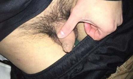 Small penis exposed and it is gross