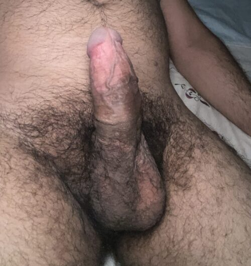 Wanted to submit my dick for the first time