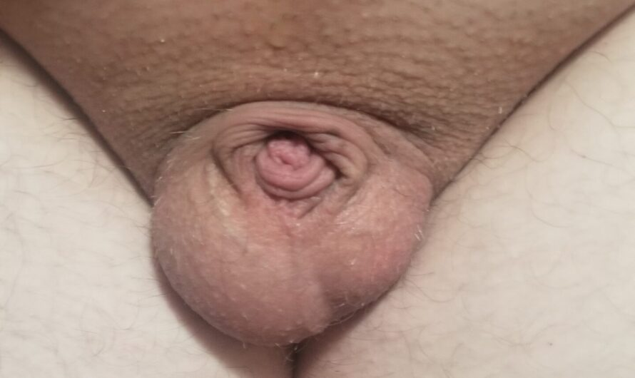 William's virgin clit dick is shockingly ugly and small