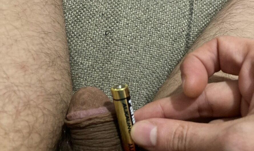 His penis is smaller than a AAA Battery