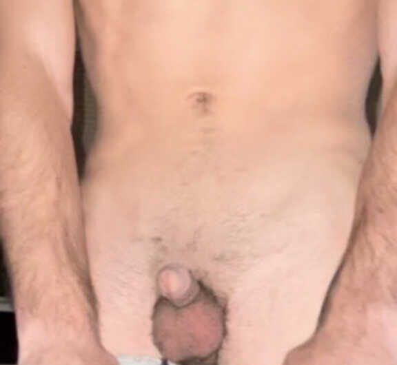 One of the smallest penises you've ever seen