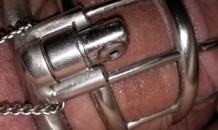 Permanently Caged Cocklette
