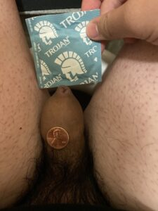 Roomate gave me a condom
