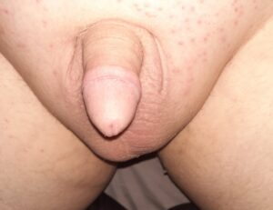 I'd love having my small dick laughed at