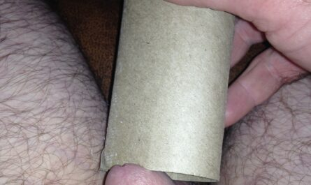 Revealing his Toilet Paper Roll Test Results